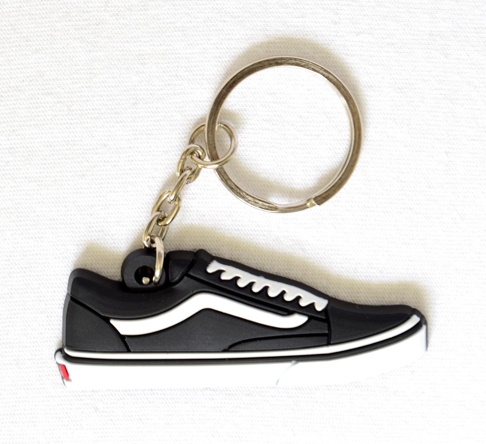 llavero vans zapatos